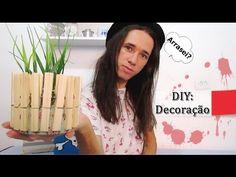 DIY: Objeto de Decoração | Por Vaan Rabelo