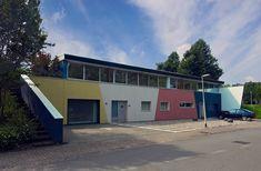 Twee patiovilla's Kralingen / Two Patio Villas Kralingen ( OMA )
