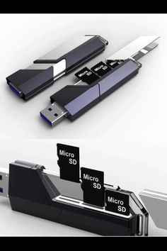 le couteau suisse #USB de la #CarteMémoire fun ;) Multi-slots for Memory card!!!(memory card data recovery tips: http://www.card-data-recovery.com/windows-data-recovery.htm http://amzn.to/2rsuGjX