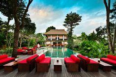 Boutique Hotel Uma, Ubud, Indonesia.