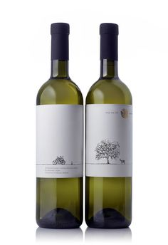 Vinery Chateau Rúbaň — The Dieline - Package Design Resource