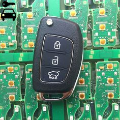 Lock Keys In Car | Check Discount Car Add Folding Remote Key 3 Buttons 433mhz with ID46 Chip for Hyundai i30 Solaris Elantra IX35 Accent Alarm Key After 2015 #Lock #Keys #Check #Discount #Folding #Remote #Buttons #with #Chip #Hyundai #Solaris #Elantra #Accent #Alarm #After