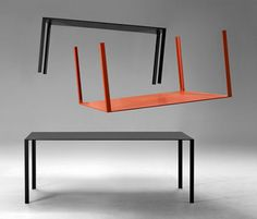 Flashback design 253 f1 product design and funky furniture - Tavolo less molteni ...