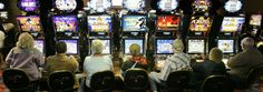 busy slot machines