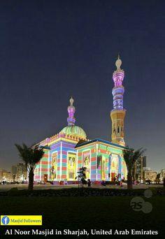 Masjid in U.A.E