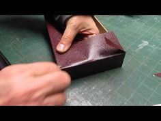Stacking Box - Part 1 Attaching the Lid by Sage Reynolds on YouTube