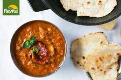 Indický dhál z červenej šošovice - ravita. Dhal, Chana Masala, Quinoa, Curry, Vegan, Cooking, Ethnic Recipes, Kitchen, Diet