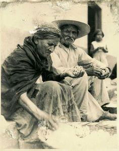 Vendedora de Alborotos, Tegucigalpa