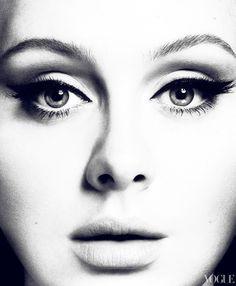 Adele - love her eyes