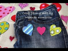 Coser fácil y más Menudo Numerito - YouTube Janome, Diy Y Manualidades, Personalized T Shirts, Sewing Crafts, Applique, Girl Outfits, Quilts, Embroidery, Youtube