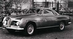Alfa Romeo 1900 Ghia Coupé