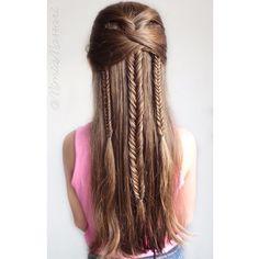 hipgirlclipsHair DIY idea. By@mimiamassari #diyhair #tutorial #tutorials #hairstyle #instructions #instruction #diy #fishtailbraid #diyideas #diyproject #doityourself #idea #ideas #pretty #dutchbraid #stylish #style #instahair #fishtail #tutoriales #diyfashion #hair #braid #ponytail#braids#pictorial #bun #hairbow#frenchbraid#longhair