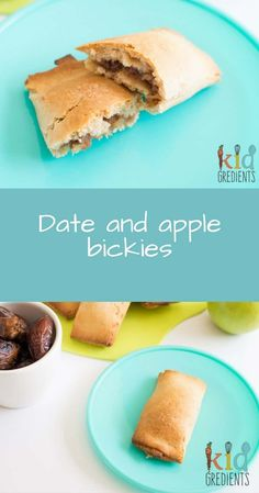 Awesome for the lunch box and perfect for afternoon tea, these date and apple bickies are perfect kid food!