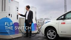 Flip the Switch - ABB by Eelke Dekker. We shots this mini-docu to highlight the project of `ABB'. In Estonia, they are building the first nationwide charging network for Electric Cars. This short video's shows how this project is coming together.