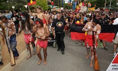 Australia Day is also known as Invasion Day and is dedicated to protest.