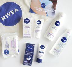 beauty review: nivea daily essential sensitive range review