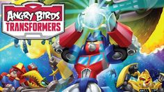 ANGRY BIRDS TRANSFORMERS Ricochet Lock & Load Gameplay Android / iOS