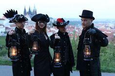 Prague Old Town Mystery Walking Tour