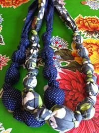 Nursing necklace - So easy, and could make for gifts. Washes in washing machine nicely as well!