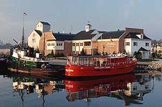 Door County Maritime Museum and Fireboat Cruises #doorcounty #eggharbor #fireboat #waterview