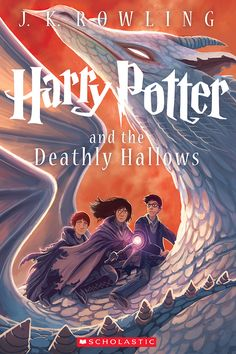 Harry Potter and the Deathly Hallows | American | 15th Anniversary Edition | Kazu Kibuishi