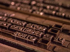 Movable Type Printing Press - Relics in Guatemala - ADVENTURES WITH PEDRO