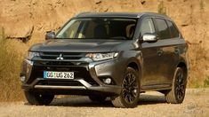 Фото кроссовера Mitsubishi Outlander PHEV (2015) Pajero Sport, Outlander, Vehicles, Car, Italy, Automobile, Vehicle, Cars
