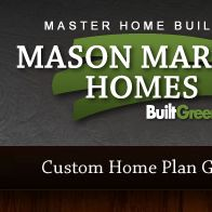 Mason Martin Homes | Home Builder Websites | Home Builder Web Design | Builder Designs