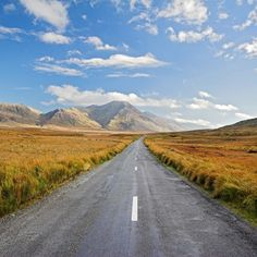 photo: Superb image of the Connemara landscape in Galway, Ireland Taken by Pierre Leclerc Beautiful Roads, Landscaping Images, Ireland Landscape, Connemara, Road Trippin, Bellisima, Paths, Cool Photos, Country Roads