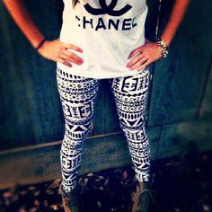 Me gustan los leggins