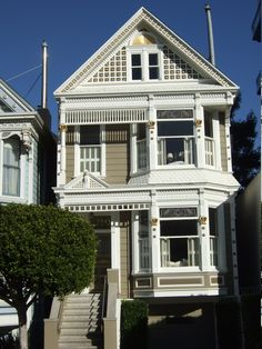 San Francisco Victorian home | Tough is not enough: Victorian Houses at San Francisco, CA