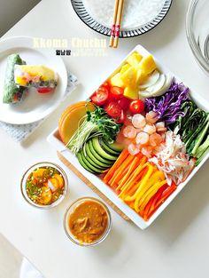 K Food, Food Porn, Asian Recipes, Healthy Recipes, Japanese Dishes, Japanese Food, Food Decoration, Seasonal Food, Food Design