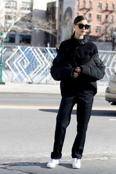 abrigos moda street style