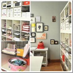 22 Tips to Organize Your Craft Room – - Part 2       12 - 22