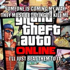 Almost every player in GTA Online