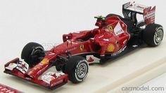 TAMEO TMB025 1/43 FERRARI F1  F14-T N 7 8th CHINA GP 2014 KIMI RAIKKONEN