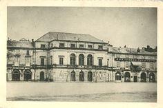 la salle berlioz, place de la République - Bfm Limoges.