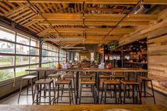 Glass Garage Door Restaurant Design Ideas 12139 Door Ideas Design