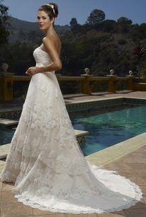 Casablanca 1900 Wedding Dress
