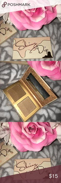 Skinny Dip Pallet Kylie cosmetics skinny dip pallet dupe love these colors their so pretty in person brand new Kylie Cosmetics Makeup