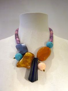 Necklace Collar by Mimi Scholer