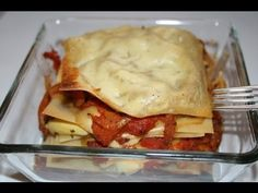 Recette lasagnes végétarienne