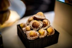 Madeleines! #AfternoonTea at Prince De Galles, Paris by the Pastry Chef Yann Couvreur! #LovePDG