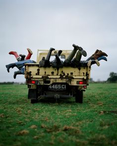 photos by Tim Walker wellies drive me away great escape