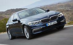 Nouvelle BMW Série 5 : la grande classe