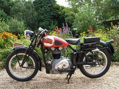1957 GILERA 500