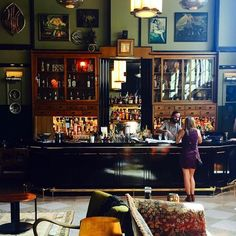 The new Ace Hotel in New Orleans.