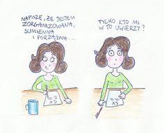 Zorganizowana Mama Rysuje Matka Po Godzinach www.paniswojegoczasu.pl