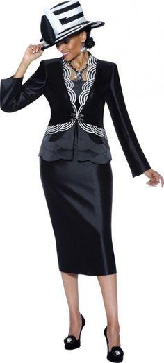 Terramina 7294 Womens Church Suit
