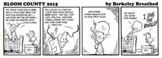 Bloom County 2015 - 29 July 2015